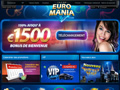 Ticket Premium EuroMania